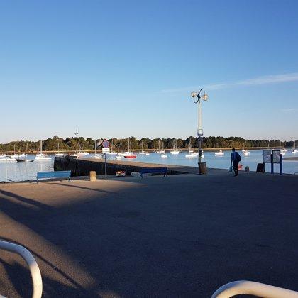 Le port/The port/Der Hafen