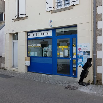Office du tourisme/Tourist office/fremdenverkehrsbüro